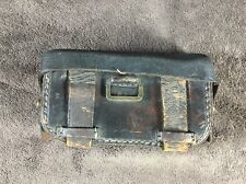 Imperial German M 87 Regimental Ammo Pouch / Unit Markings & Dated 1888/Prussian