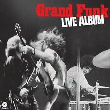 GRAND FUNK RAILROAD-LIVE ALBUM  CD NEW