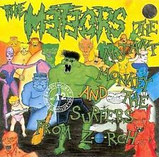 Mutant Monkey & The Surfers From Zorch, Meteors, Good Import