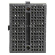 gi#b Mini Nickel Plating Breadboard 170 Tie-points for Arduino Shield Black