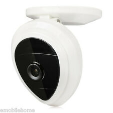 720P H.264 Indoor Wireless Detection Night Vision IP Camera with Built-in Mic