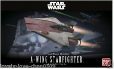 Bandai Star Wars A-Wing Star Fighter (Starfighter) 1/72 scale