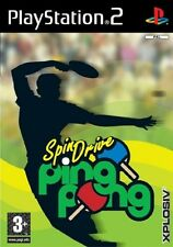 SPIN DRIVE PING PONG                -----   pour PS2