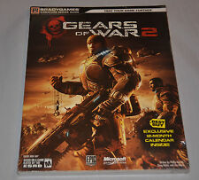 Sealed! Gears of War 1 Collectable (Limited Edition) Game Guide (GOW 2 Calendar)