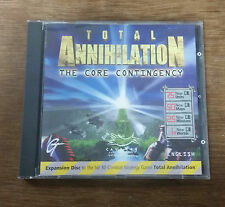 Total Annihilation: The Core Contingency Expansion Pack (PC CD-ROM) Jewel Case