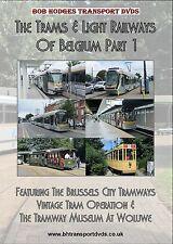 Trams & Light Railways Belgium Part 1, Brussels, incl. Vintage Trams DVD