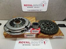 Toyota Rav4 Clutch Disc Pressure Plate Bearing Kit Genuine OE OEM