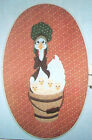 Folk Art painter Jo Sonja goose & goslings applique pattern Matilda