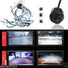 Wide Angle CMOS HD Waterproof Color Car Rear View Reverse Backup Parking Camera