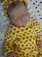 Reborn Baby Boy Doll Nico by Gudrun Legler Reborn by Sam Harker Samulations