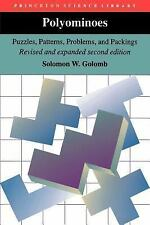 Polyominoes: Puzzles, Patterns, Problems, and Packings, Solomon W. Golomb, Good