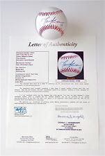 MASAHIRO TANAKA NEW YORK YANKEES SIGNED MAJOR LEAGUE BASEBALL JSA LOA Y57068