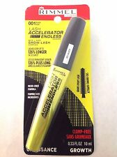 Rimmel Mascara Black Lash Accelerator Endless Mascara  001 Black  Grow Lash