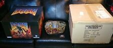 ULTRA RARE PS4 XONE DOOM Gaming Heads Diorama Knee Deep in the Dead SAMPLE STAND