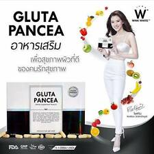 NEW FORMULA GLUTA PANCEA L-Glutathione Concentrated Extracted White Faster+Track