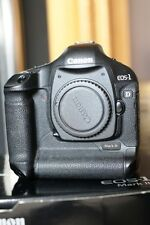 Canon EOS 1D mark III boxed complete with spare Canon battery