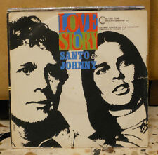 SANTO & JOHNNY - LOVE STORY - WHEN WE GROW UP - 1971 CAN/NP 7046