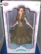 DISNEY FROZEN PRINCESS ANNA LIMITED EDITION COLLECTION AUTHENIC DOLL, NRFB