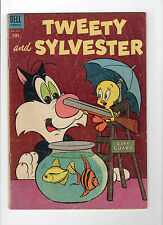 Tweety and Sylvester #7 (Dec 1954-Feb 1955, Dell) - Good