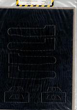 CUTTING EDGE MODELWORKS CEBM48093 - PREWAR RED/WHITE SCALLOP MASKS He 51
