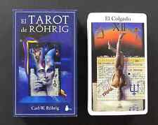 Rohrig Röhrig Tarot Cards Deck Spanish Edition in SMALLER Size! Sealed! YAY!