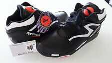 New Size 9.5 Reebok Pump Omni Lite Dee Brown Retro Black Orange White J15298