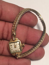 Vintage Ladies Caravelle 17 Jewel M7 Analog Watch - For Parts Or Repair