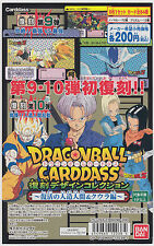 Dragon Ball Carddass Reprinted from Part 9 & 10 Vending Machine Box 120 Cards JP