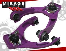 96-00 Honda Civic Ek Purple Racing Adjustable Front Upper Control Arm Camber Kit