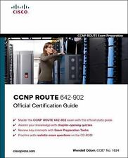CCNP ROUTE 642-902 Official Certification Guide by Wendell Odom