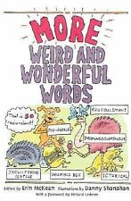 More Weird and Wonderful Words-ExLibrary