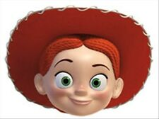 Jessie from Toy Story Official Disney Single Fun CARD Party Face Mask