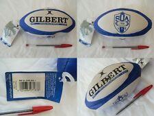 1 Mini ballon de rugby SUA AGEN jeu de plage Gilbert LOT ET GARONNE 47
