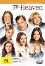 7th Heaven: Season 5 NEW R4 DVD