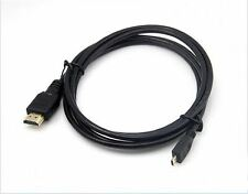 QUALITY Micro USB 2 HDMI 1080p Wire Cable HTC M9 Phone Acer Iconia One 7 Tablet