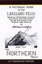 Northern Fells: Pictorial Guides to the Lakeland Fells Book by A. Wainwright