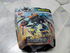 LEGO HERO FACTORY 44021 Splitter Beast vs Furno & Evo New MISB