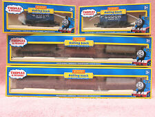 HORNBY: THOMAS & FRIENDS - EIGHT ASSORTED WAGONS - BOXED - BRAND NEW
