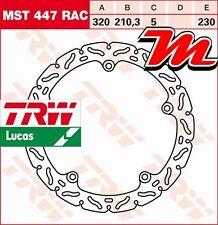 Disque de frein Avant TRW Lucas MST447RAC Honda NC 700 D Integra ABS, SD-DCT 12-