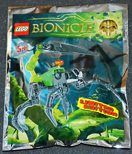 LEGO BIONICLE Limited Edition SKULL SCORPION Figure new sealed pack