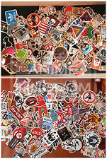 USA Seller 20 random Skateboard  Vintage Vinyl Sticker Laptop Car Luggage Decal