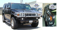 2003-2011 Hummer H2-SUV/SUT Military Style Grille Guard Stainless Steel Open Box