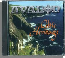 Avalon: Celtic Heritage - New Various Artists European CD! 12 Songs!