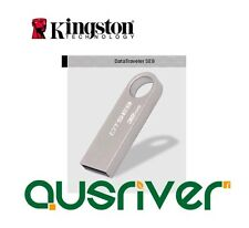 Kingston 32GB USB2.0 Flash Drive DataTraveler DTSE9 Pen Key Silver