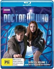 Doctor Who : Series 5 : Vol 1 (Blu-ray, 2010)