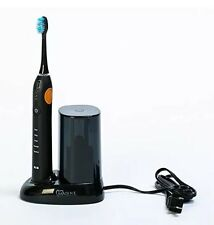 T-32 Ultrasonic Rechargeable Toothbrush (Black)