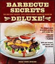 BBQ Secrets Deluxe: The Very Best Recipes, Tips & Tricks from a Barbec-ExLibrary