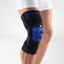 Bauerfeind GenuTrain S Active Knee Support Black Right Size 2