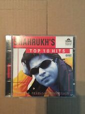 Shahrukh's Khan Top 10 Hits - - Rare Bollywood Compilation Cd