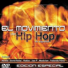 El Movimiento de Hip Hop en Espa€ol by Various Artists (CD, Aug-2004,...